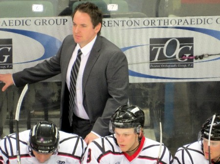 Head coach Vince Williams led the Titans to a 32-32-4-4 record in his second season behind the bench.
